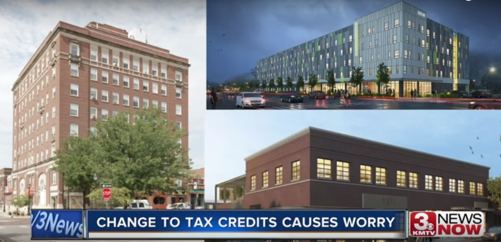 Historic Tax Credits Omaha