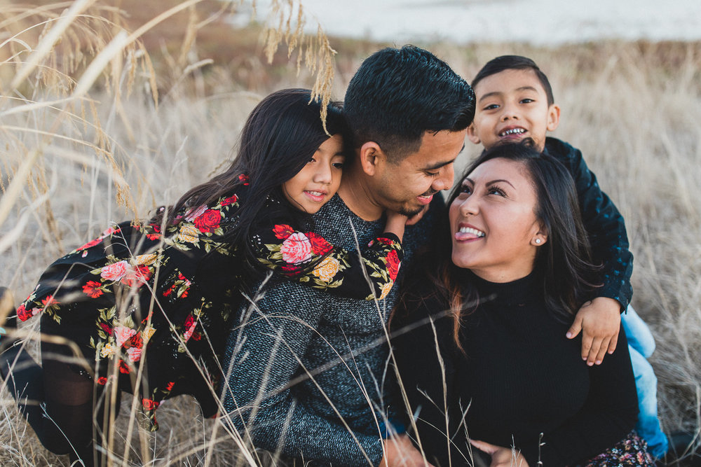 Family Session Collection 1 $250 - • 60 Minutes Coverage• Up to Five People ($25 extra per person)• One Location• 50 Edited Digital Images• Additional Photos $5/each• Online Gallery