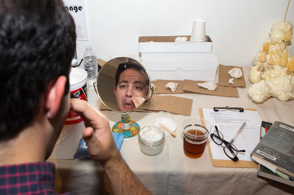 Nose preparation