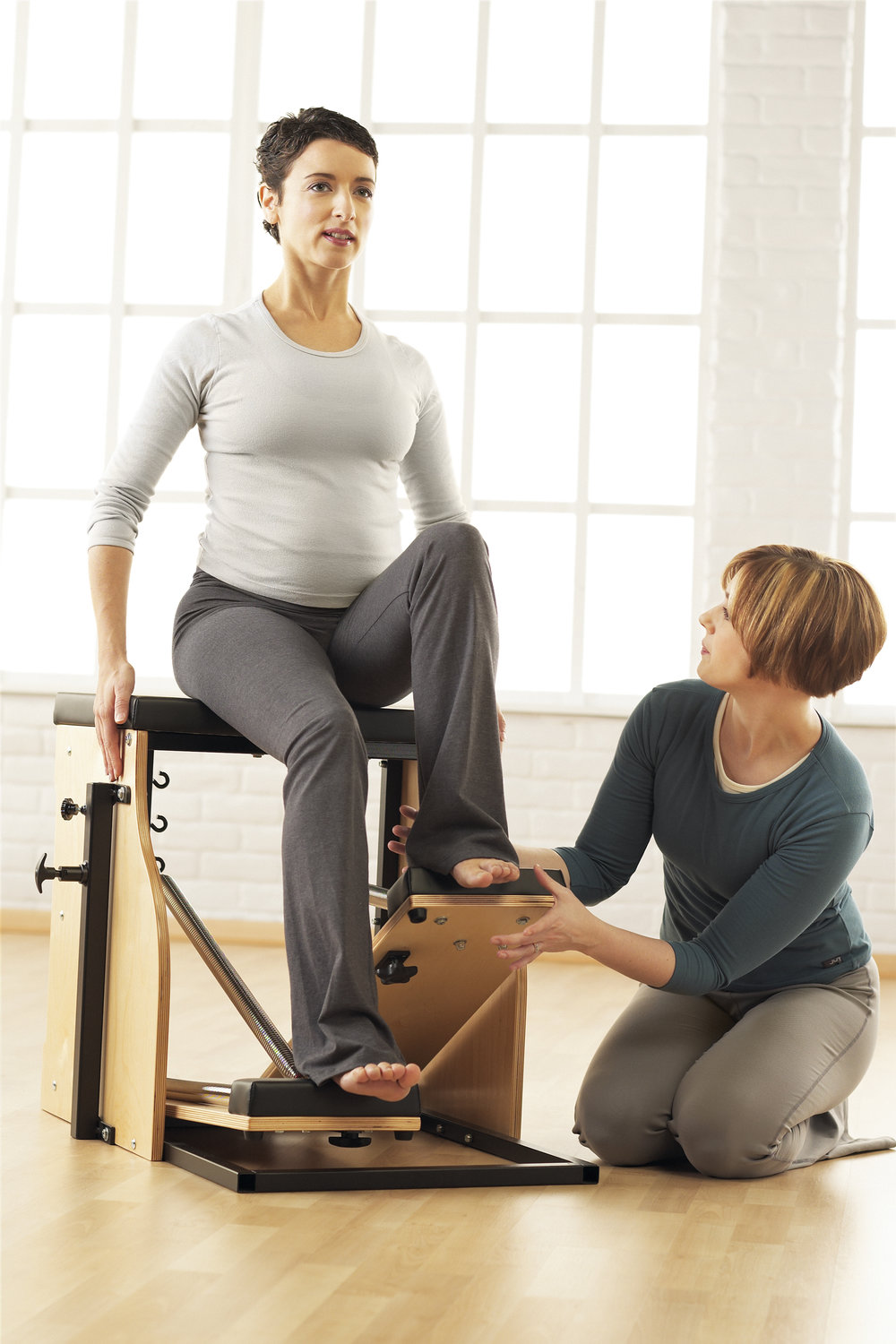 - The 'Chair' is also perfect for serving those who are unable to lie supine (on their backs), such as pregnant women or those with biomechanical issues.