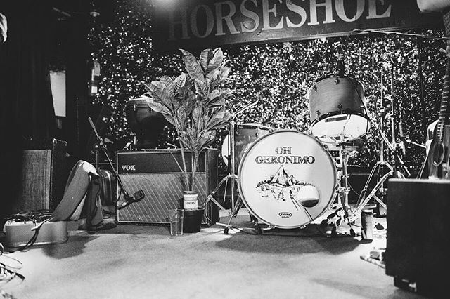 Toronto! We're back @thehorseshoetavern THIS Wednesday night w/ @lostinjapanband @glasscactusmusic @foxthehoundband 📸: @alxznder