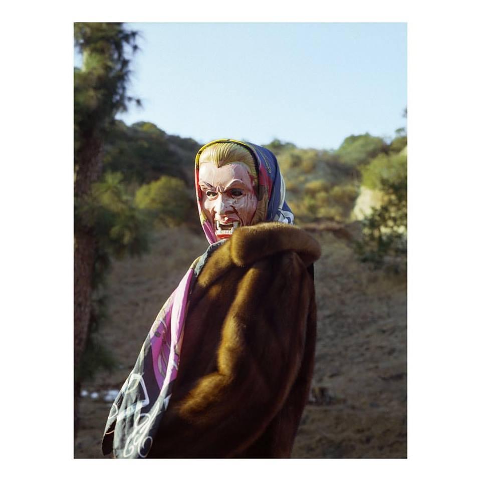 Hollywood Mask shot by Alexa Nikol