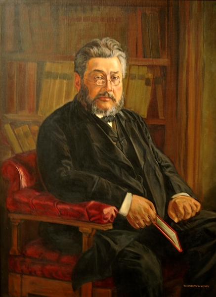Charles H. Spurgeon (1834 to 1892), England's best-known preacher.  Learn more...