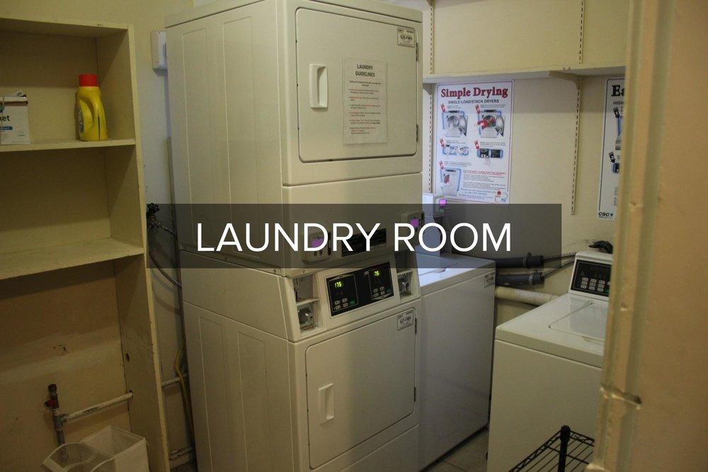 851 laundry