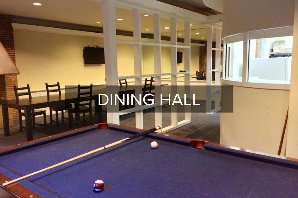 851 dining hall