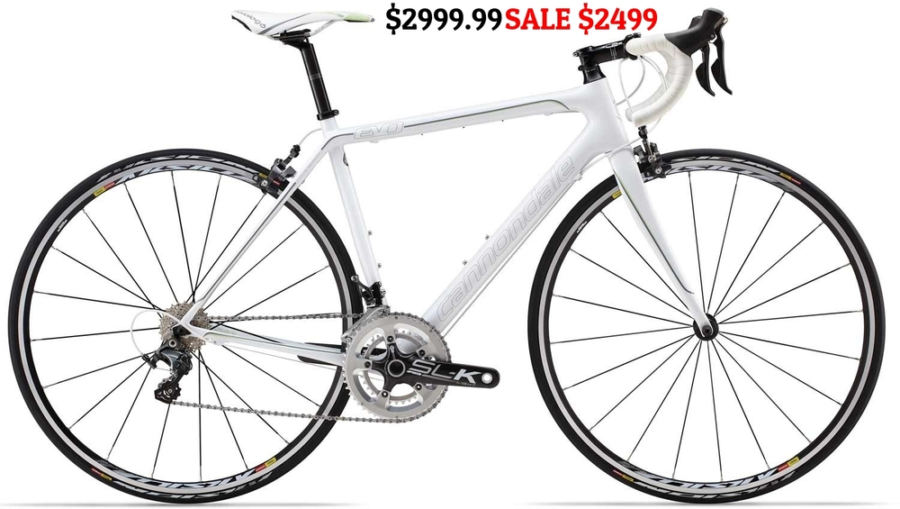 Cannondale SuperSix EVO Ultegra Women's 2014 51cm