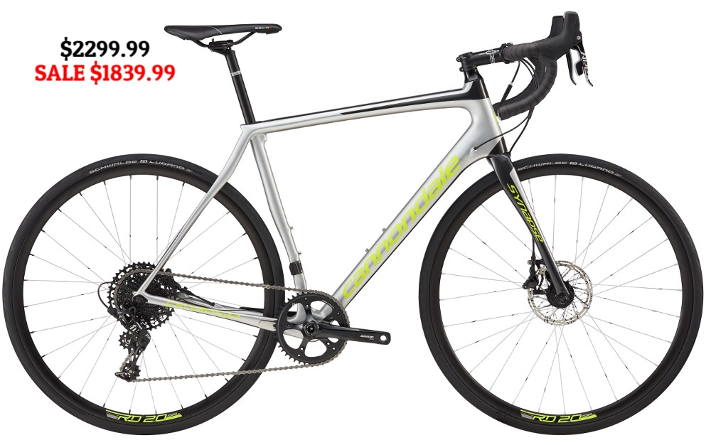 Cannondale Synapse Carbon Disc Apex 1 58cm