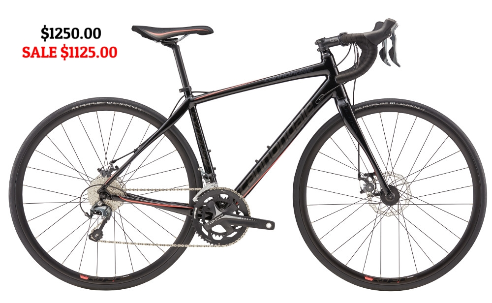 Cannondale Synapse Tiagra Disc Womens 51cm