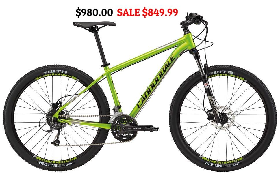 Cannondale Trail 4 L,XL