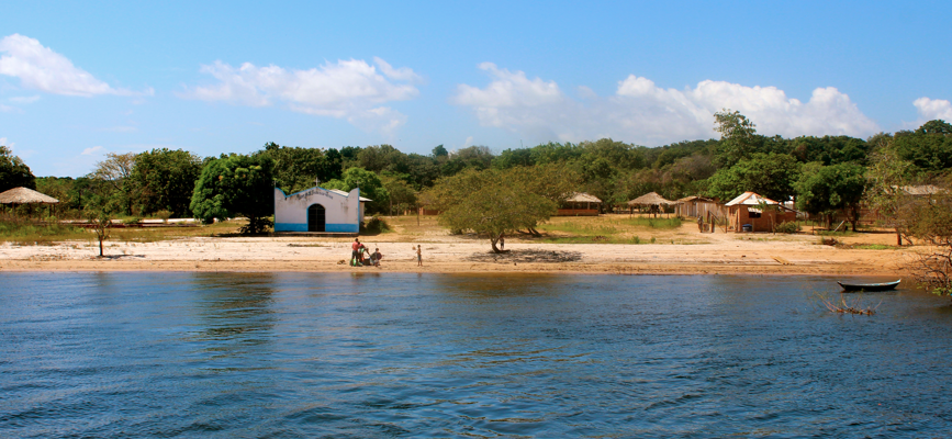 Vila de Suruacá - Rio Arapiuns