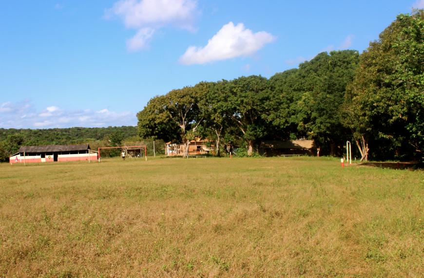 Região central de Suruacá.