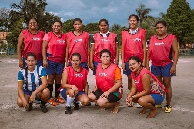 Mulheres de Suruacá