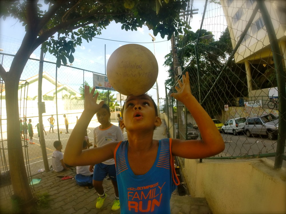 MORRO DA BABILÔNIA - RIO DE JANEIRO/RJ @NOV/2015
