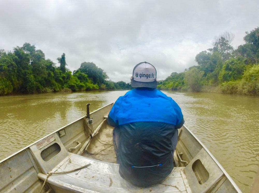 Rio Kurisevo - Um braço do Rio Xingu