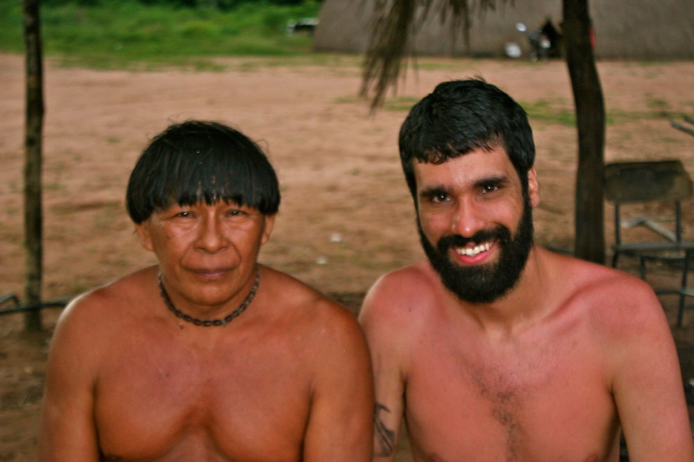 Tukuyari Mehinako & Felipe Rigolizzo