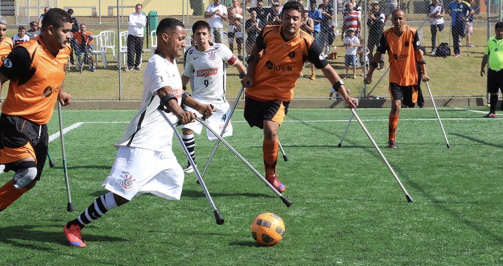 Partida do Corinthians/Mogi