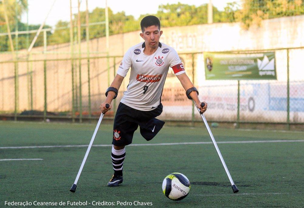 Rogerinho, artilheiro da equipe