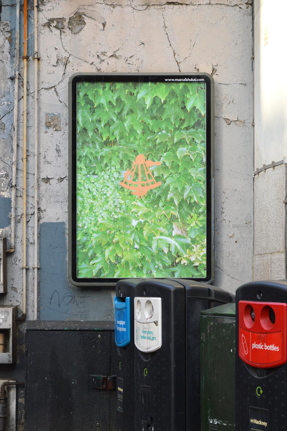 Marinaio a Piedi poster 2 Hoxton Street Margherita Potenza