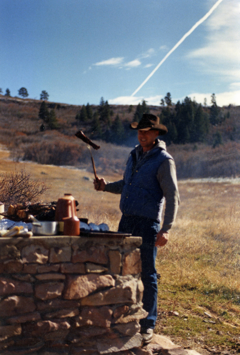 Steven_Nelson_at_Barbeque_Pit_on_Bell_Mountain_Ranch.jpg