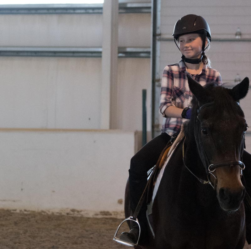 Proper Riding Attire - As with other sports, proper clothing and equipment are not only necessary to be safe but also to have fun! We require everyone to use proper riding attire at all times, regardless of age, ability, experience, or skill level.