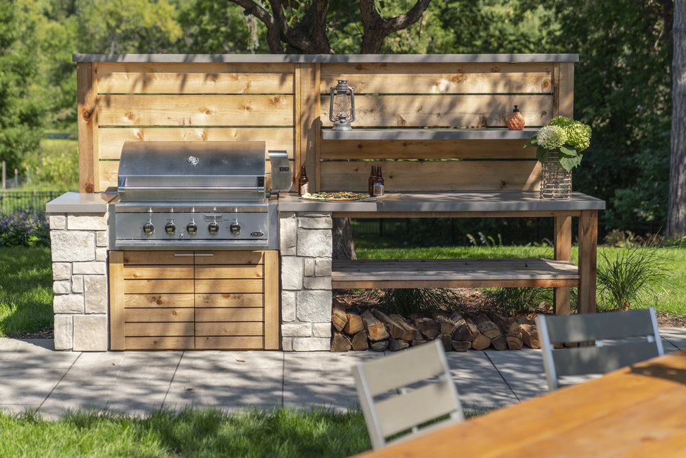 Open-air Kitchen - Gallery