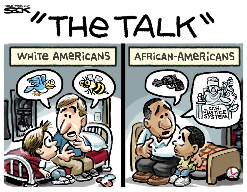 How to talk black