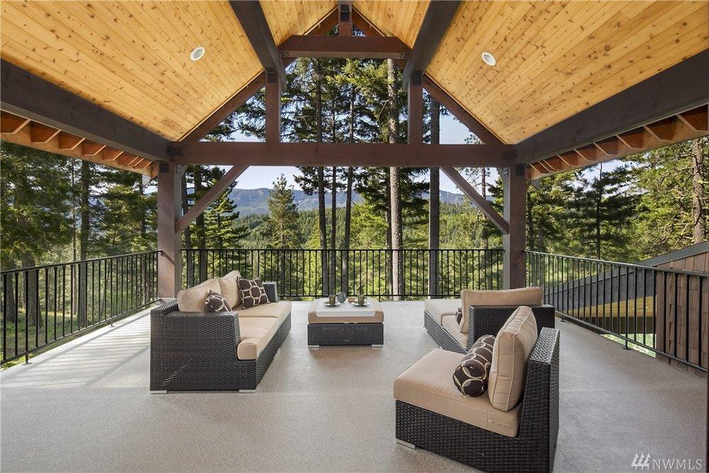 Suncadia home builders twin links lodge suncadia for Summer homes builder