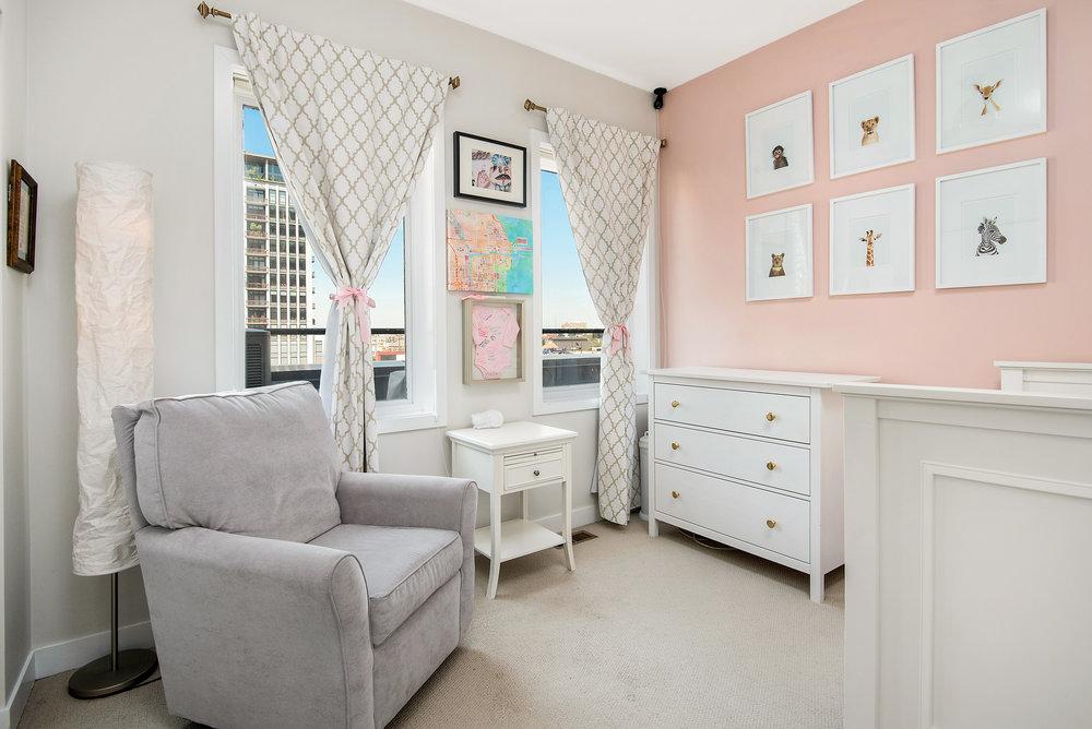 309 N Union -- Bedroom