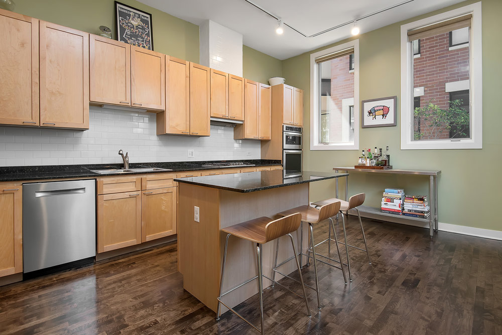 309 N Union -- Kitchen