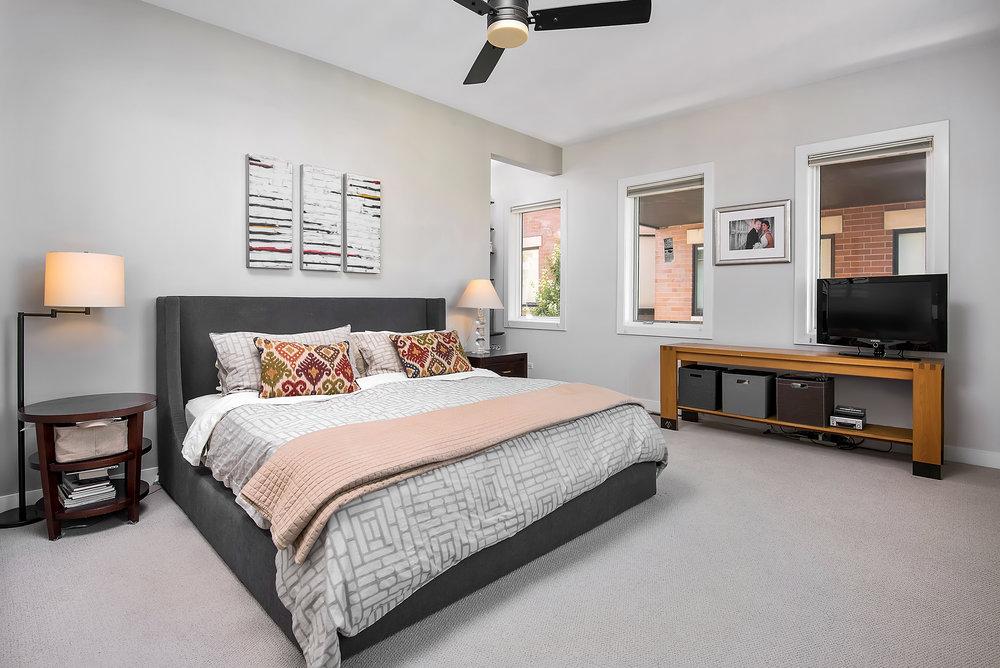 309 N Union -- Master Bedroom
