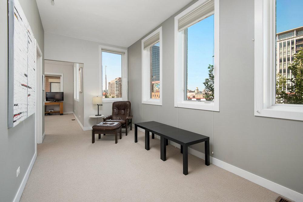 309 N Union -- Master Sitting Area
