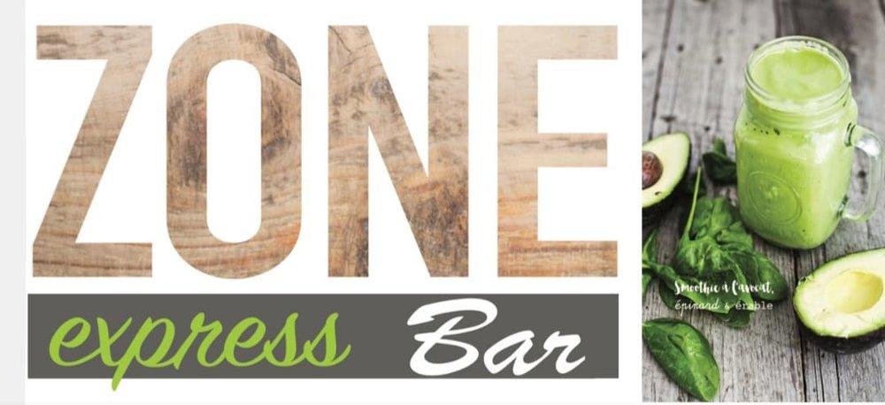 Zone Express Bar logo