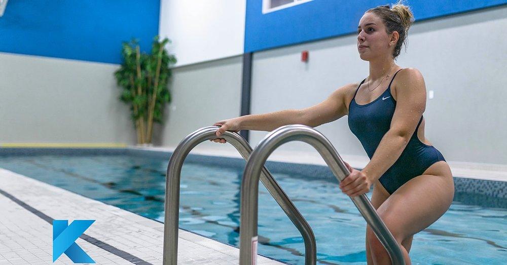 femme natation terrebonne gym