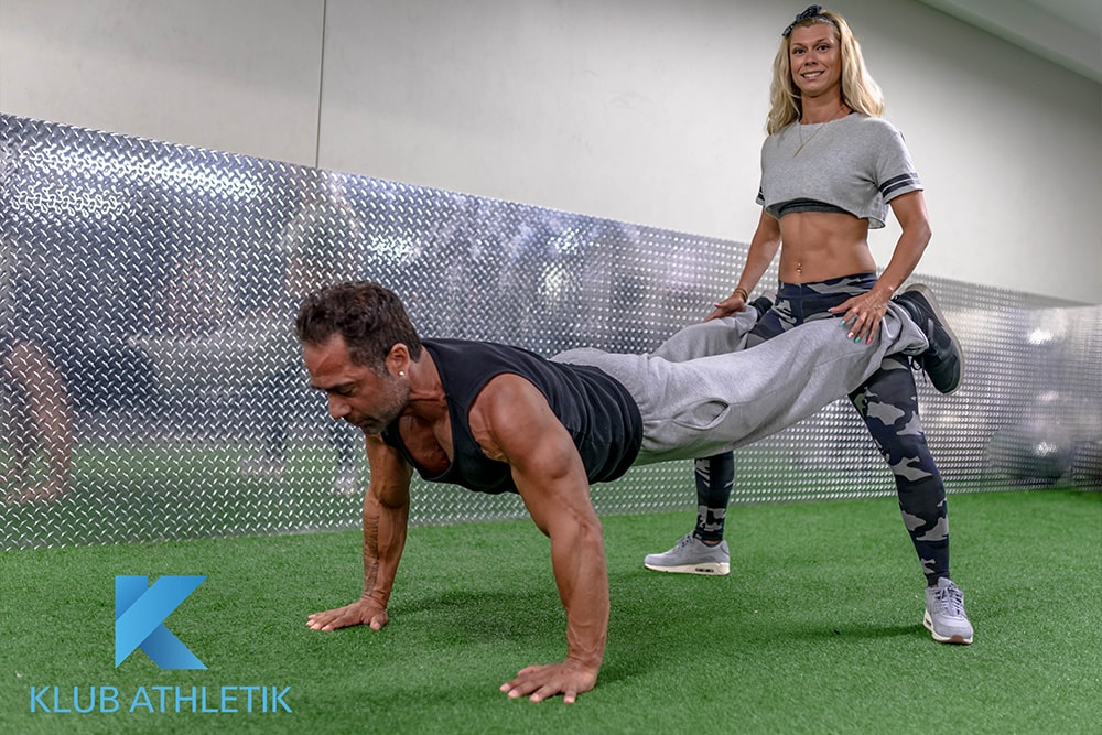 """Hello my name is Lucie and I am a private trainer. - I have always been passionate about coaching; I like the well-being it brings me both in body and mind. I did my first Fitness competition in 2009 in the Fitness Bikini category in a Drug Free Federation just days after my father's death. Despite this ... (more click here)"