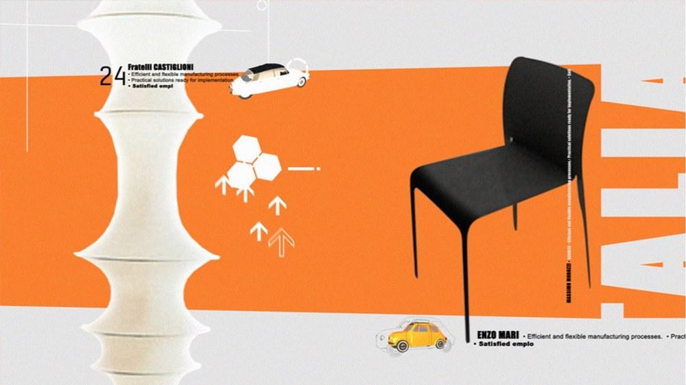 Italian Design · Programa de televisión