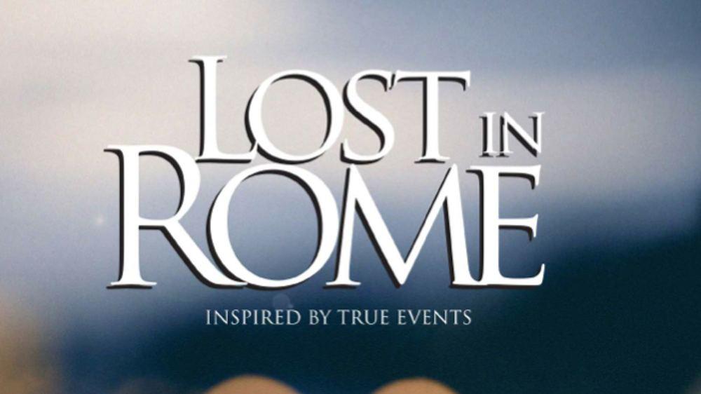 """GUIÓN PARA CORTOMETRAJE """"LOST IN ROME"""""""