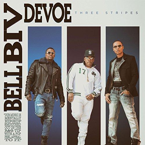 BELL BIV DEVOE - 3 STRIPES  #1 BILLBOARD INDEPENDANT ALBUM