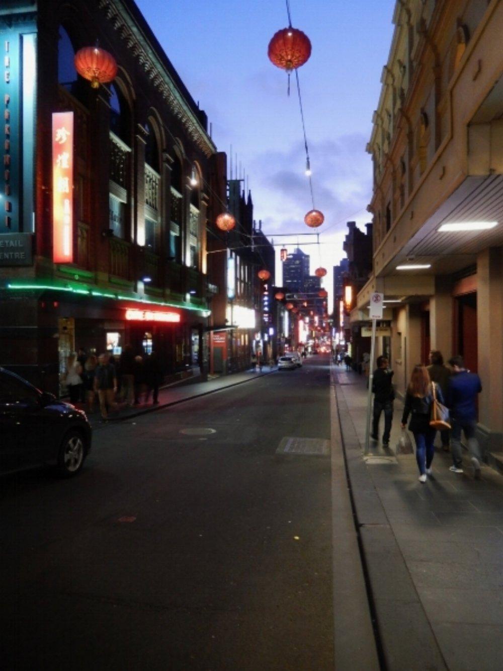 Chinatown -Melbourne, Australia