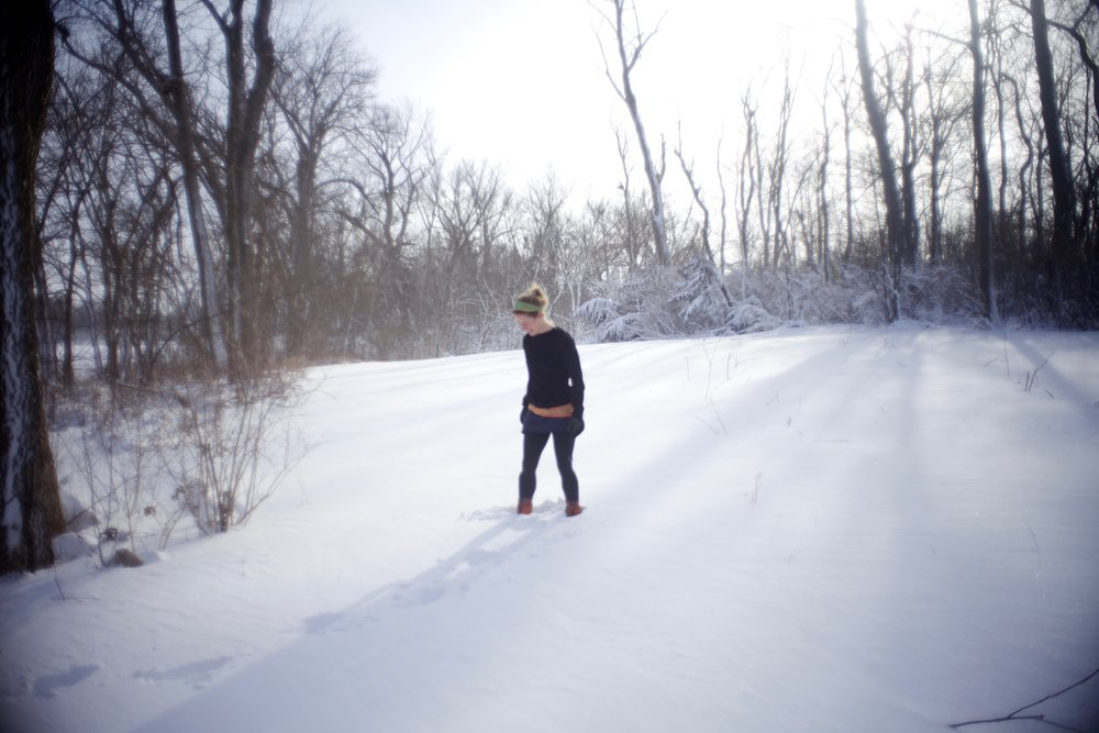 des moines winter hike
