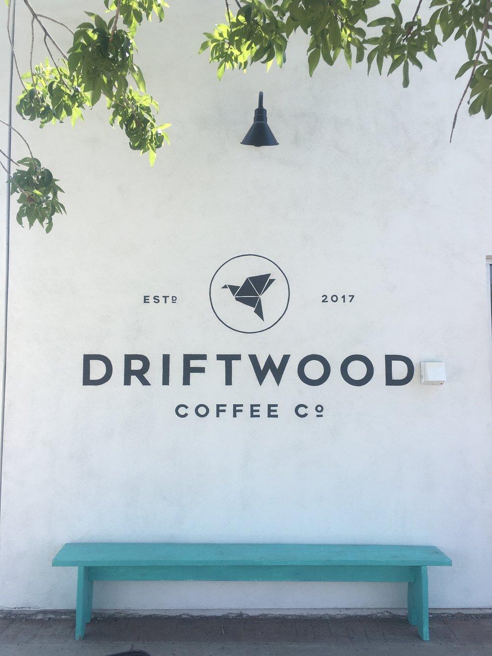 driftwood coffee