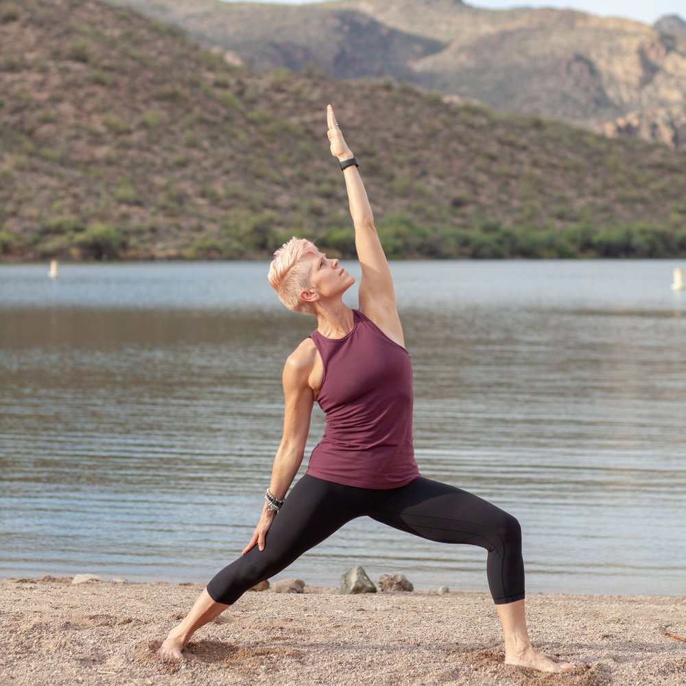 Yoga and Meditation - Get your yoga groove on with Sara Paige.Meditation with Lisa Meester