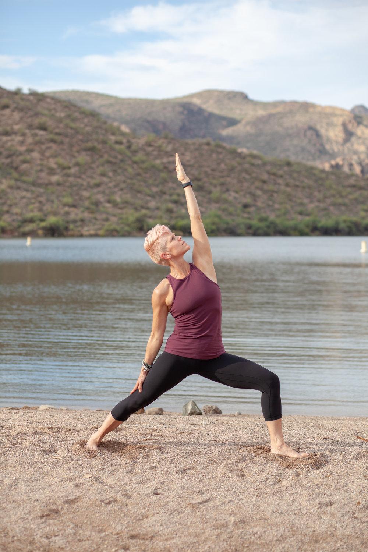 Sara Paige Yoga
