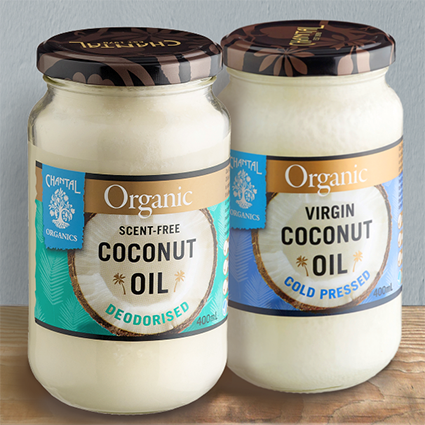 CHANTAL - COCONUT OIL PACKAGING