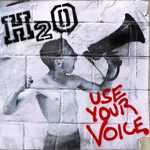 H20 'Use Your Voice'