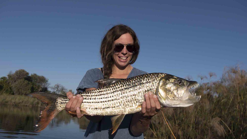 ... and Gesas fish :)