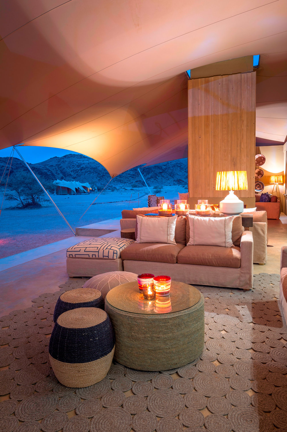 Hoanib Skeleton Coast Camp Lounge Interior In Evening.jpg