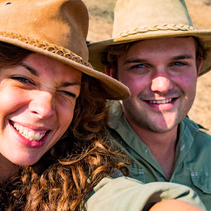 Frank & Gesa safaris -