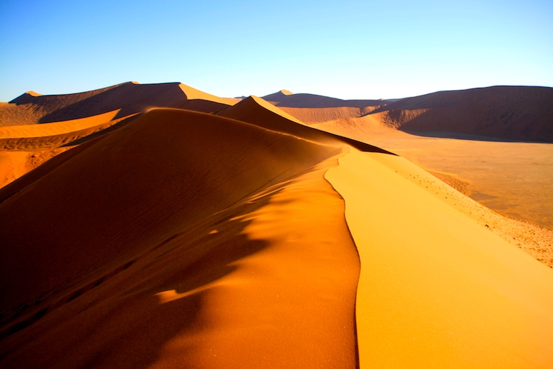 Namib Wueste