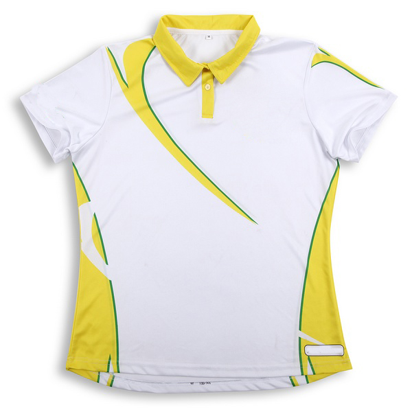 White Green and Yellow Baseball Uniforms, T-Shirts