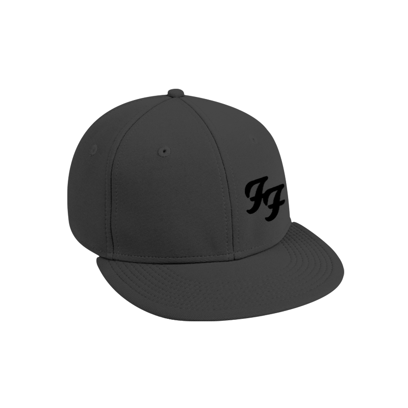 Grey and Black Baseball Uniforms, Hats